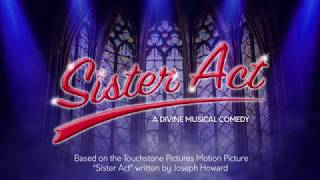 Sister Act Musical - 2019