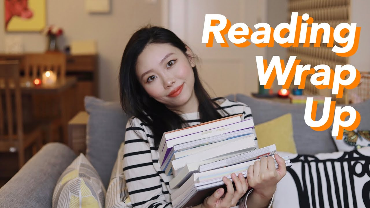 2020.1月讀書報告——疫情期間在家不知道做什麼?跟美女學霸一起讀書吧吧!  桃子同學 - YouTube
