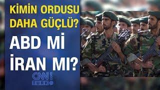 HANGİ ÜLKENİN ORDUSU DAHA GÜÇLÜ? ABD Mİ, İRAN MI? İşte Askeri Güç Karşılaştırmaları