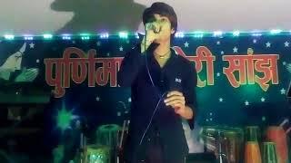 मौसम गुरुङ लाई च्यालेन्ज दिने स्वर नब गायक श्रीकान्त राना छेत्री||Shreekant Rana Chhetri