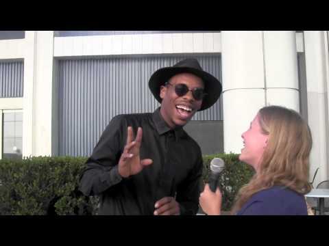 Lil Buck Interview at Dance On Presents Spotlight