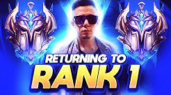 TF Blade | THE JOURNEY TO RANK 1 NA BEGINS!!