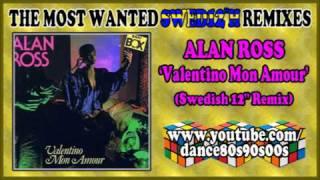 ALAN ROSS - Valentino Mon Amour (Swedish 12