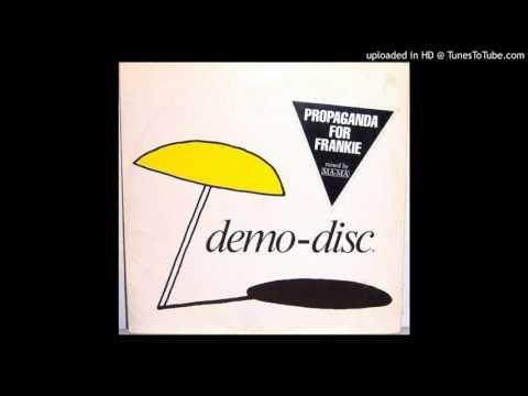 P4F - Propaganda For Frankie (P. Machinery / Relax) Promo Vinyl Rip