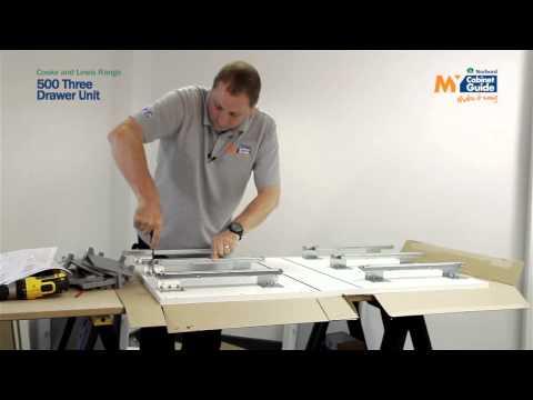 It Range Pan Drawer Unit Assembly Part 2 Doovi