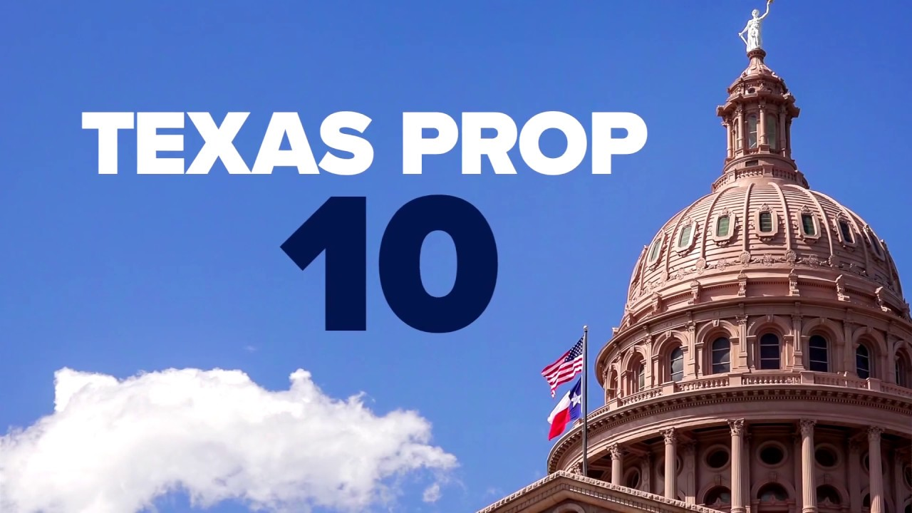 Here's What Texans Will Be Voting On During Election Day 2019