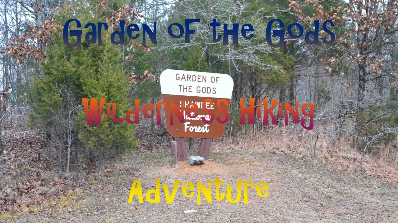 Southern Illinois Garden Of The Gods Wilderness The Last Hike Of