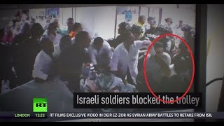 Fatal Hospital Raid: Video shows Israeli police action which resulted in death