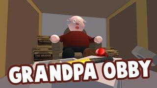 Roblox Escape the Grandpa Obby