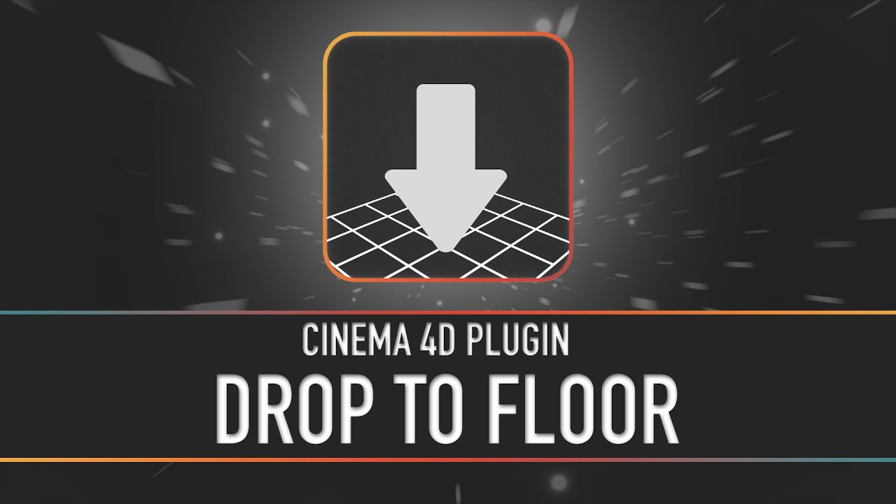 C4D Freebie: Drop To Floor R20 – Alpha Pixel