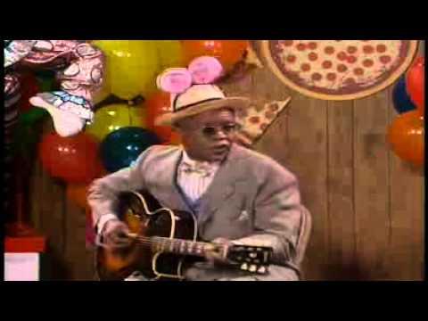 Calhoun Tubbs at Chuck E  Chedder Pizza