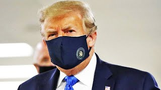 "Trump's New ""Tone"" on Coronavirus is Desperation"