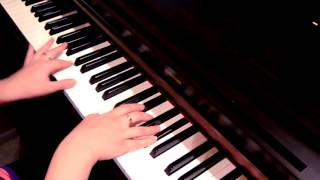 Nyusha / Нюша - Тебя любить (пианино версия) (Piano Version)