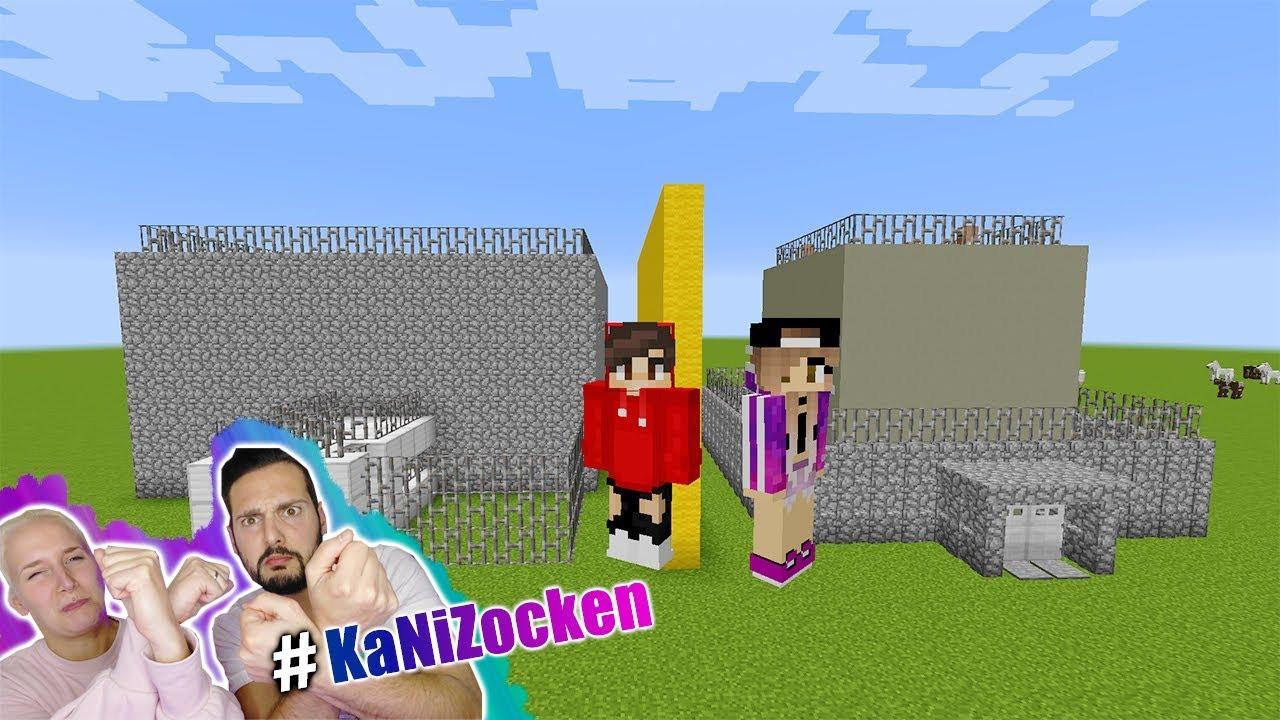 KAANS Riesen GEFÄNGNIS Vs NINAS Mini GEFÄNGNIS Für Polizisten - Minecraft gefangnis spiele