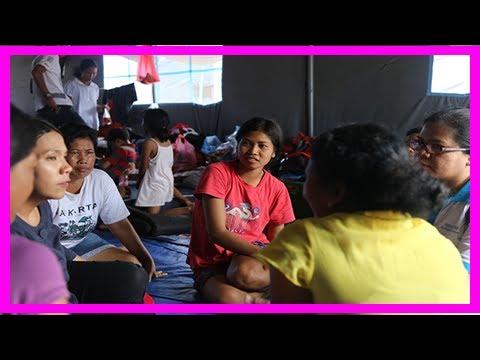 Breaking News | Evacuees waiting to return home after bali volcano alert