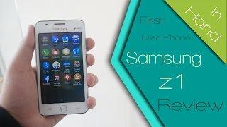 Samsung Z1 (SM-Z130H) Tizen OS Phone - Impressions & Hands On Review! TheGadgetsTV