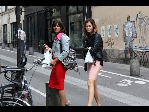 Paris Street Style- Street fashion in Paris