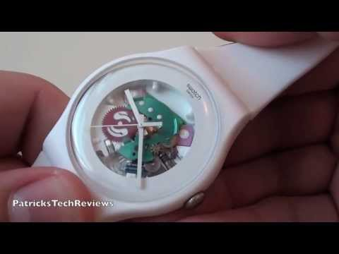 Swatch Summer Classic SUOT700 (white) - Review