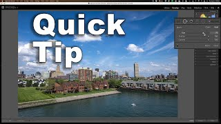 Hidden Feature of the SPOT REMOVAL TOOL in Lightroom