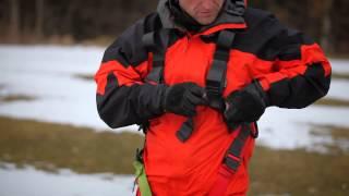 Edelweiss Explorer II Full-Body Harness