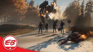 Generation Zero: Announce Trailer - THQ Nordic | EB Games