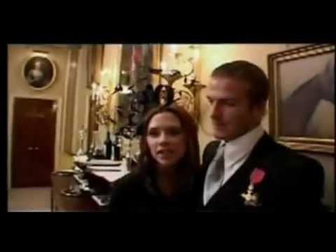 Victoria & David Beckham - I Knew I Loved You