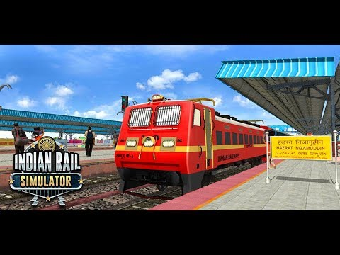 indian train simulator 2018 free apps on google play. Black Bedroom Furniture Sets. Home Design Ideas
