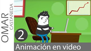 ANIMACION EN VIDEO CON POWTOON PARTE 2 thumbnail