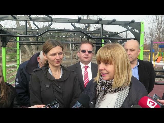 YouSofia: Обновяват се 140 декара от Северния парк