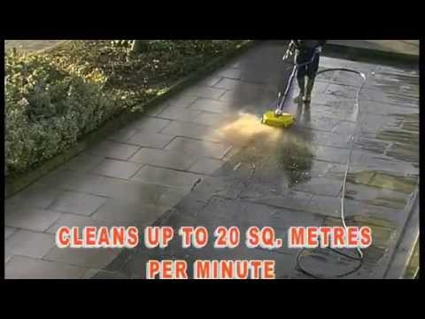 Rotary Head By MTH Tool Hire Patio And Drive Cleaning Equipment