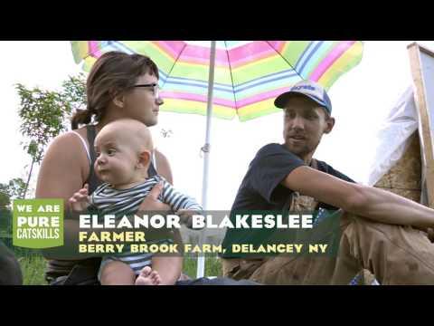 We Are Pure Catskills: Berry Brook Farm