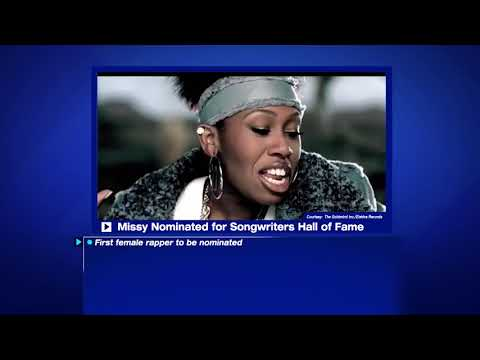 Missy Elliot Makes Music History Mp3