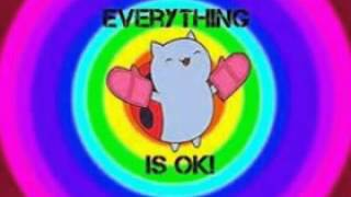 Catbug- EVERYTHING IS OK!