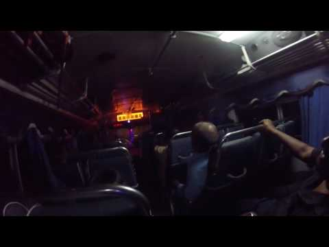 bus ride from colombo to ampara