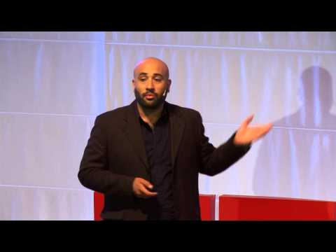 Defeating oppression -- empowering minority youth | Bashar Iraqi | TEDxJaffa