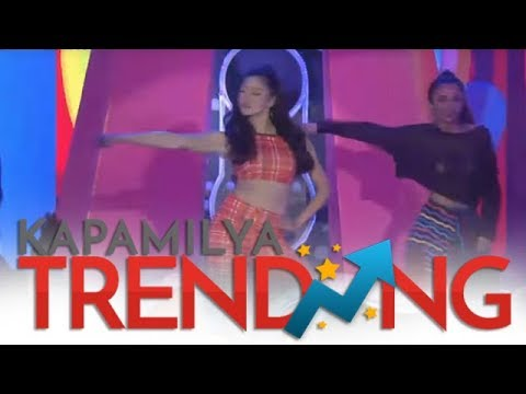 Kim Chiu shows ABSolutely hot moves on the ASAP dance floor