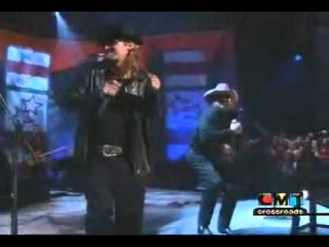 Hank Williams Jr. Kid Rock - Family Tradition.flv