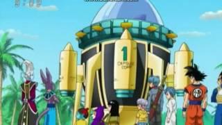 Dragon Ball Super Episode 49: Black Searches For Trunks!!!! BLACK