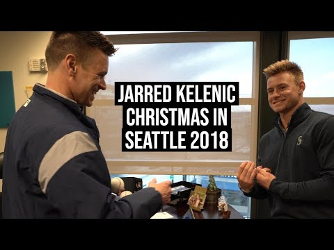 Seattle Mariners Jarred Kelenic First time through the City of Seattle!