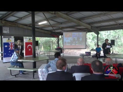 AAKM 2016-03-27 Commemoration of Gallipoli and Community Picnic Day