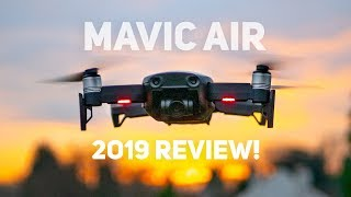 DJI Mavic Air - The Drone To Buy In 2019?