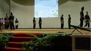 PSSGM UiTM Segamat, Demo di Aspiration Night Accounting, Dewan Sri Temenggung