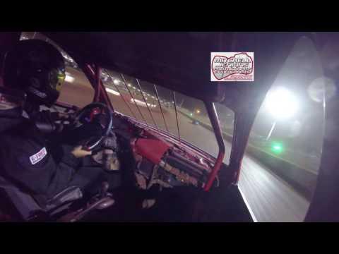 Blake Stewart Street Stinger In-Car Dixie Speedway 7/29/17!