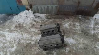 видео Замена двигателя Акура