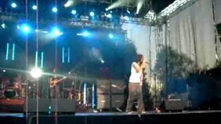 Christina Stürmer - Lebe lauter + Intro Live 2007 - Burg Clam