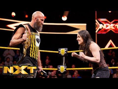Nikki Cross' revelation unsettles Tommaso Ciampa and Velveteen Dream: WWE NXT, Oct. 10, 2018