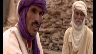 éleveurs du dromadaire à M'hamid El Ghizlane au Maroc