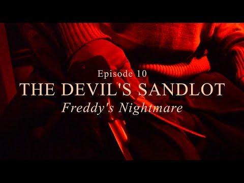 The Devil's Sandlot (DIY Halloween Maze) Ep10 - Freddy's Nightmare