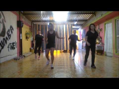 "ZUMBA FIT "" quieren mambo"" merengue"