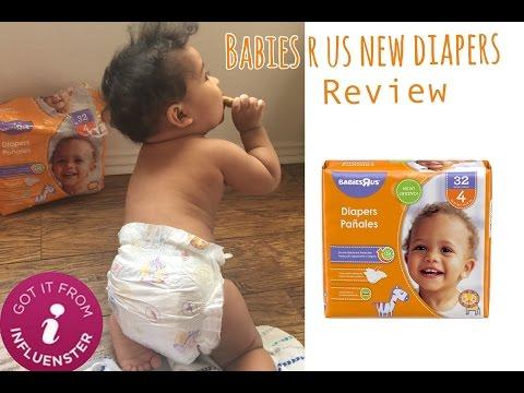 Babies R Us Diaper Review